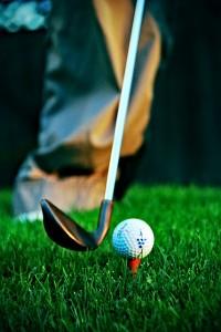 Grönt kort, golf